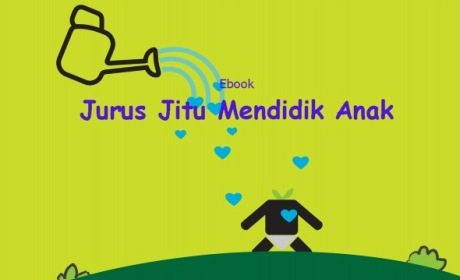 Ebook Jurus Jitu Mendidik Anak