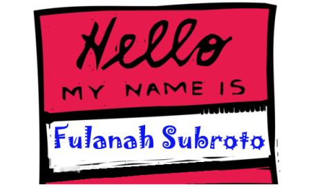 nama istri