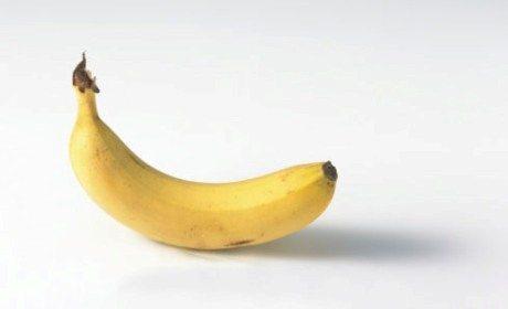 pisang bengkok