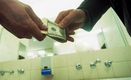 hadiah dari koruptor