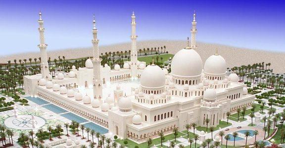 jika orang kafir masuk masjid