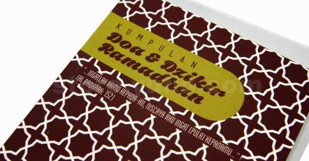 buku kumpulan doa dzikir ramadhan