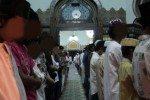 shalat tarawih ngebut
