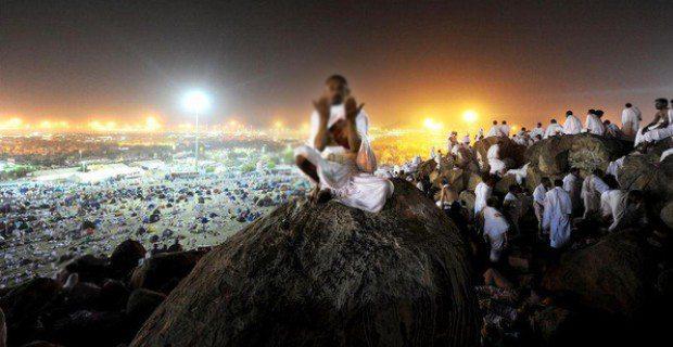 Shalat Sunah di Majid sebelum Berangkat Haji