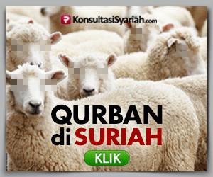 donasi kurban suriah