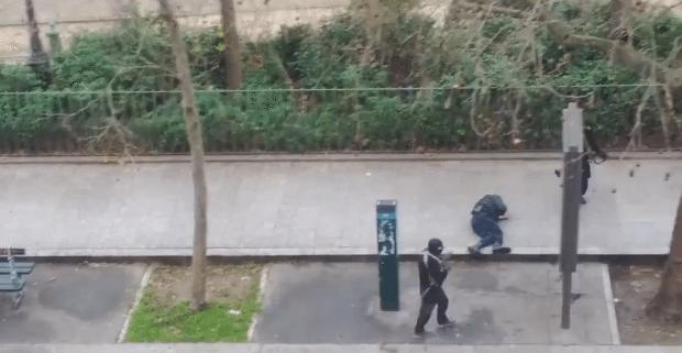Penembakan Charlie Hebdo