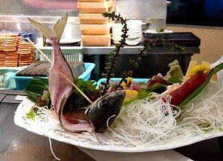 makan ikan hidup