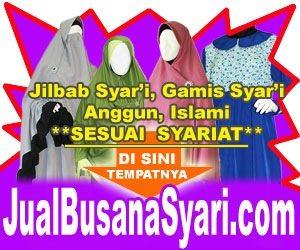 Jual Busana Syari