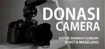 Donasi Kamera
